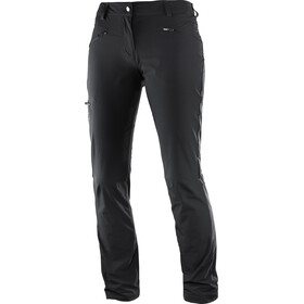 Salomon Wayfarer Straight Pants Damen black